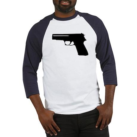 Gun Baseball Jersey