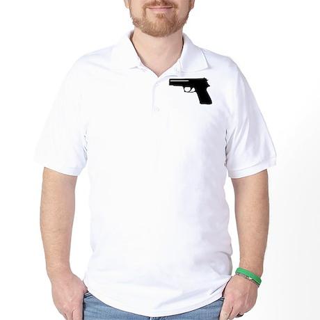 Gun Golf Shirt