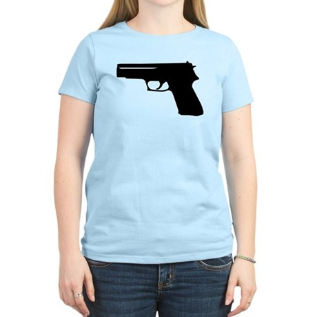 Gun Women's Light T-Shirt