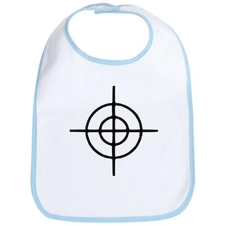 Crosshairs - Gun Bib
