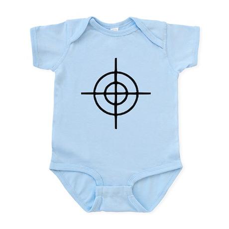 Crosshairs - Gun Infant Bodysuit