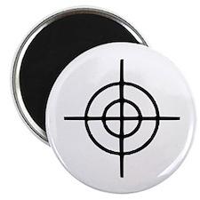 Crosshairs - Gun Magnet