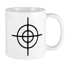 Crosshairs - Gun Mug