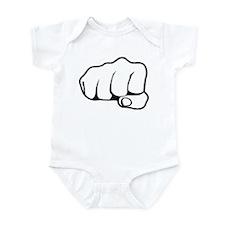 Fist Infant Bodysuit