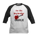 Big Brother Charlie (w/ Guita Kids Baseball Jersey