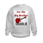 Big Brother Charlie (w/ Guita Kids Sweatshirt