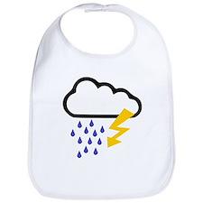 Thunderstorm - Weather Bib