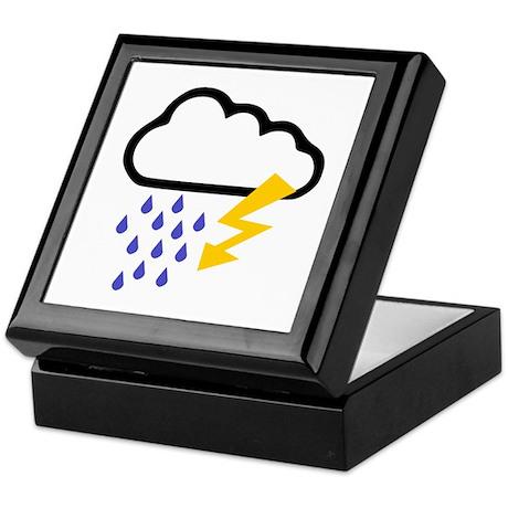 Thunderstorm - Weather Keepsake Box