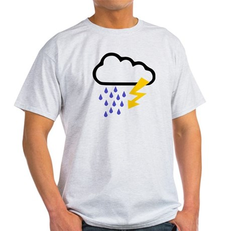 Thunderstorm - Weather Light T-Shirt