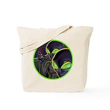 Dark Aliens Tote Bag