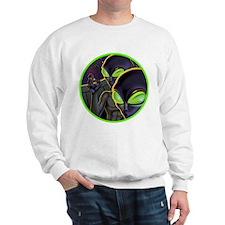 Dark Aliens Sweatshirt