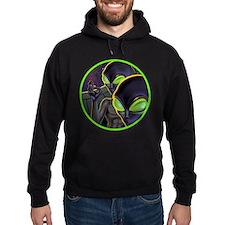 Dark Aliens Hoodie