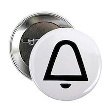 """Bell 2.25"""" Button"""