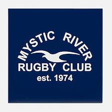 Classic Mystic Logo Tile Coaster
