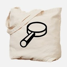 Magnifier Tote Bag