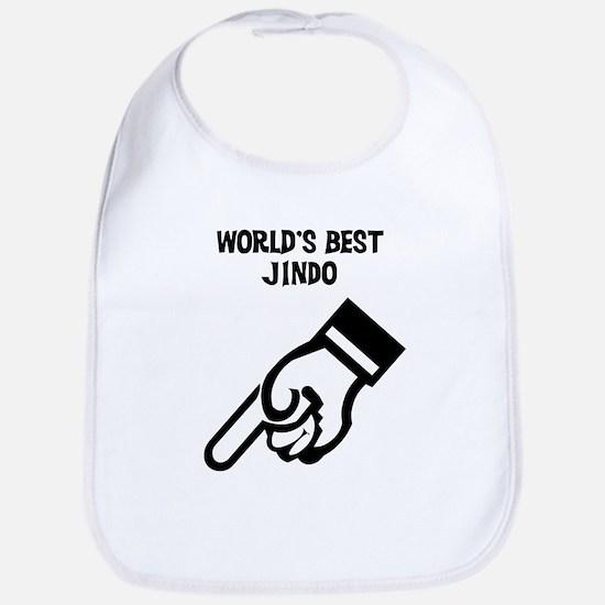 World's Best Jindo Bib