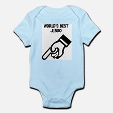 World's Best Jindo Infant Creeper