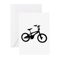 BMX - Bike Greeting Cards (Pk of 10)