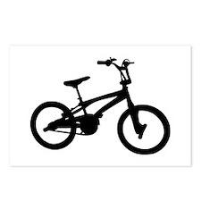 BMX - Bike Postcards (Package of 8)