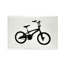 BMX - Bike Rectangle Magnet