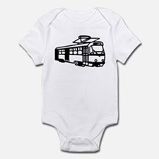 Train - Subway Infant Bodysuit