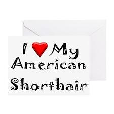 American Curl Greeting Cards (Pk of 10)