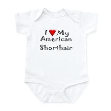 American Curl Infant Creeper