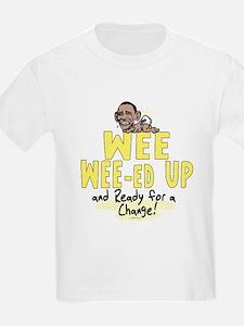 Wee Wee-ed Up T-Shirt