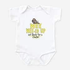 Wee Wee-ed Up Infant Bodysuit