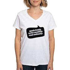 """Speak Freely"" Shirt"