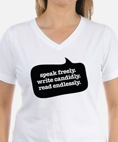 """Speak Freely"" Shirt"