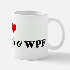 I Love Josh Smith & WPF Mug