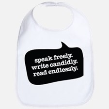 """Speak Freely"" Bib"