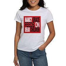Nancy Grace Feeds on Dead Chi Tee