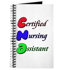 Certified nursing assistant Journal