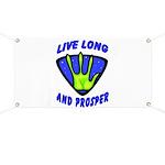 Live Long And Prosper Banner