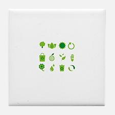 Cute Ipood Tile Coaster