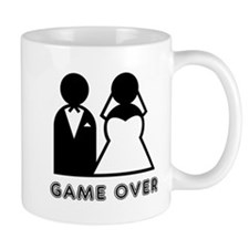 Funny Game over baby Mug