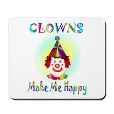 Clown Mousepad