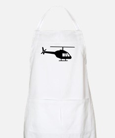 Helicopter BBQ Apron