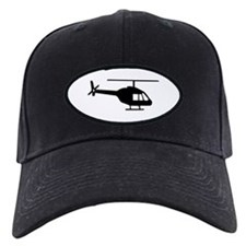 Helicopter Baseball Hat