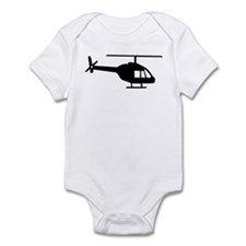 Helicopter Infant Bodysuit