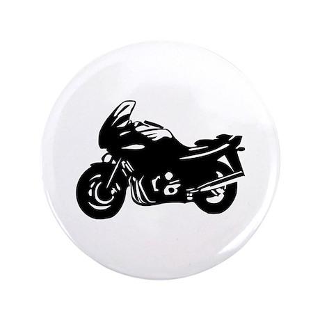 """Motorbike 3.5"""" Button"""