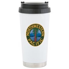 Nortwestern Pacific RR Travel Mug