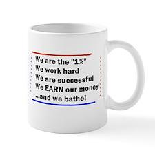 """The """"1%"""" Small Mug"""