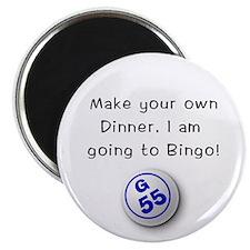 Bingo Stuff - Magnet