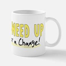 All Wee-Weed Up Mug