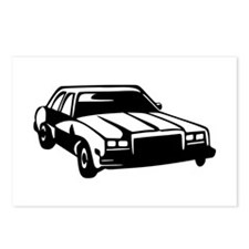 Car Postcards (Package of 8)