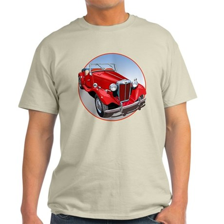 The Avenue Art Red TD Light T-Shirt
