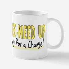 Wee-Weed Up Obama Mug
